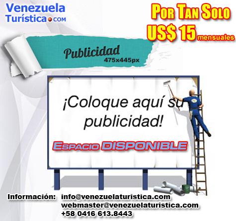 Publicidad Veenzuelaturistica.com