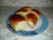 ESPECIAL: Pan chino semi-dulce casero