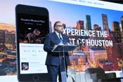 Houston con un nuevo récord de visitantes en 2017