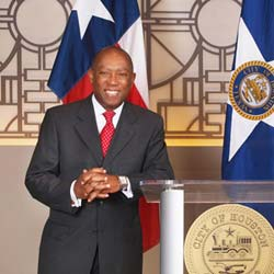 Mayor of Houston