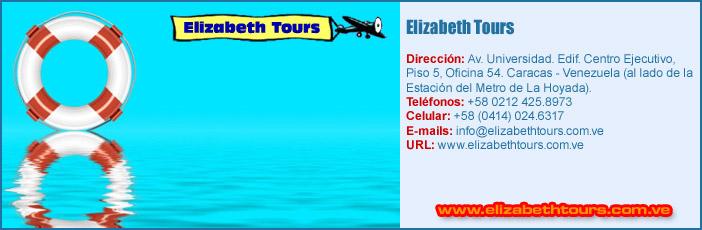 Elizabeth Tours