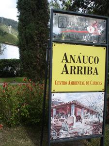 Casona de Anauco Arriba